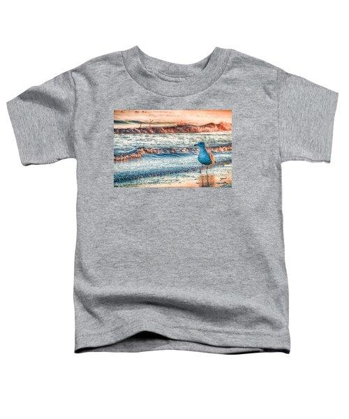Walking On Sunshine Toddler T-Shirt