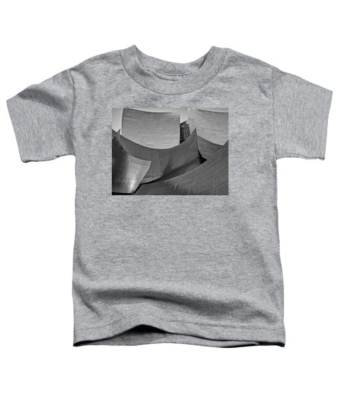 Walt Disney Concert Hall Two Toddler T-Shirt