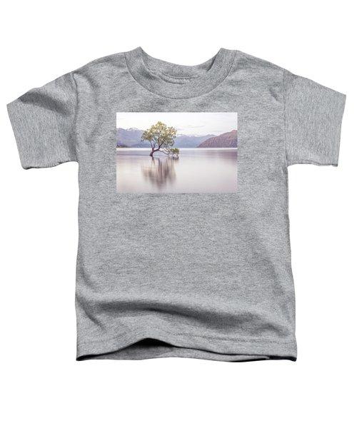 Wanaka Tree Toddler T-Shirt