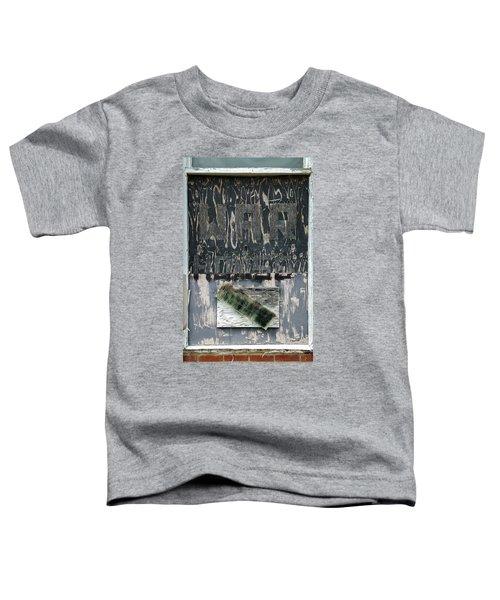 War House Toddler T-Shirt
