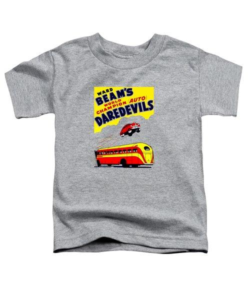 Ward Beams Daredevils Toddler T-Shirt