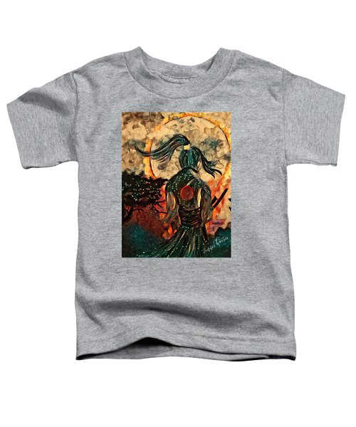 Warrior Moon Toddler T-Shirt