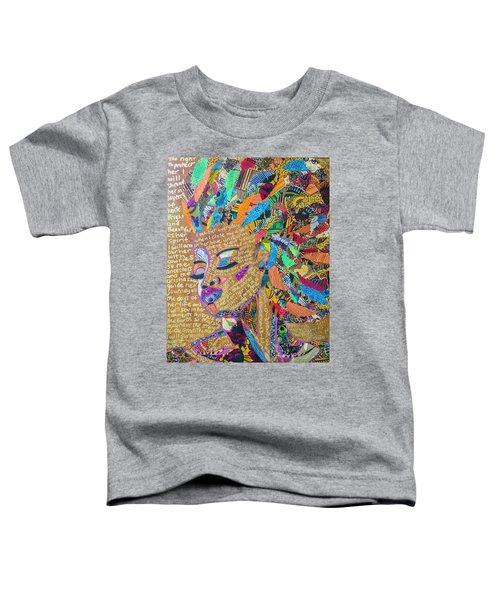 Warrior Woman Toddler T-Shirt