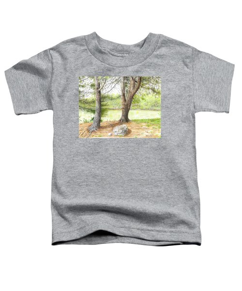 Warriors Path St Park Toddler T-Shirt