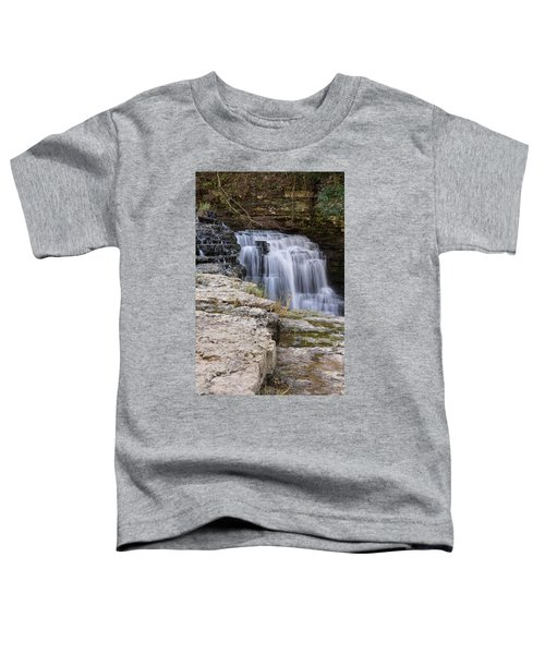 Water In Motion Toddler T-Shirt