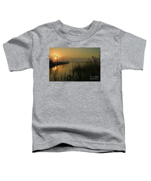 Water Reflections Toddler T-Shirt