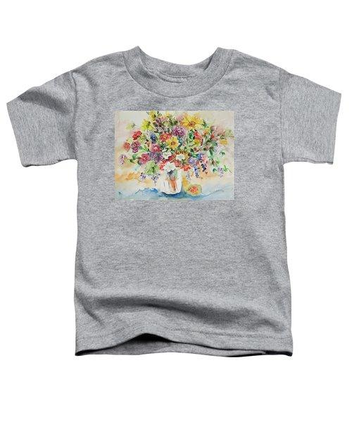 Watercolor Series 33 Toddler T-Shirt