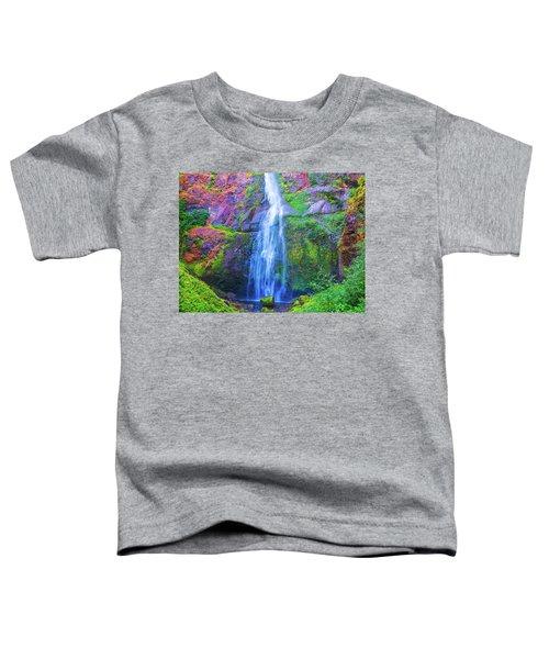 Waterfall 1 Toddler T-Shirt