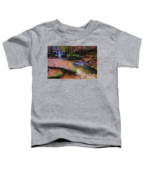 Waterfall-3 Toddler T-Shirt
