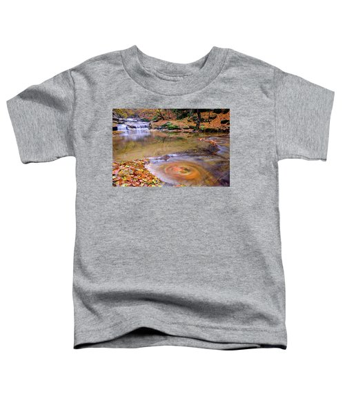 Waterfall-5 Toddler T-Shirt