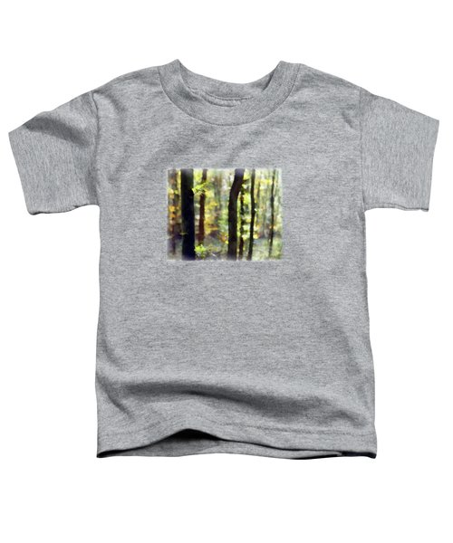 Watery Woods Toddler T-Shirt