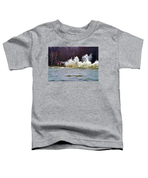 Waveform Toddler T-Shirt
