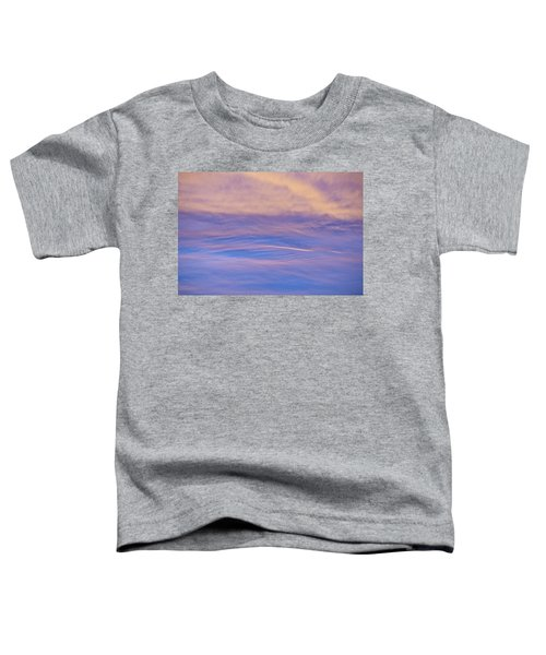 Waves Of Color Toddler T-Shirt