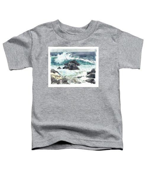 Wawaloli Beach, Hawaii Toddler T-Shirt