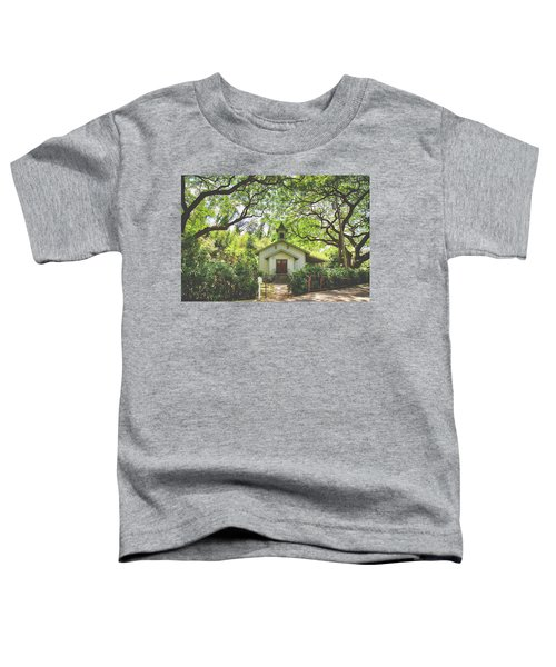 We Gather Beneath The Trees Toddler T-Shirt