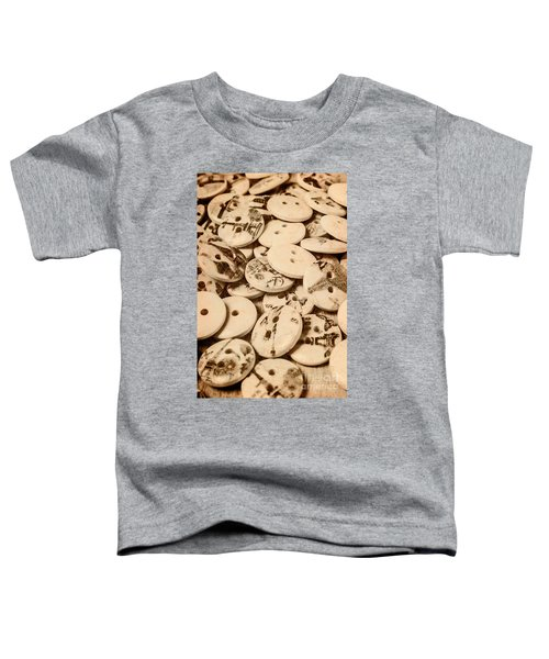 Weathered But Not Worn Toddler T-Shirt