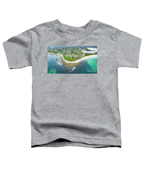 Weekapaug Point Toddler T-Shirt