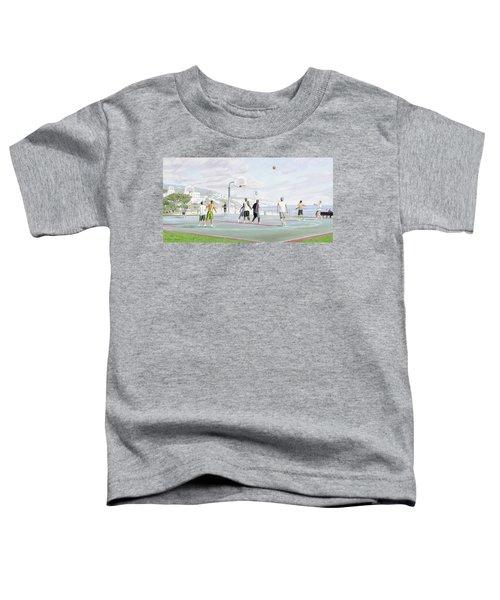 Weekend Warriors Toddler T-Shirt