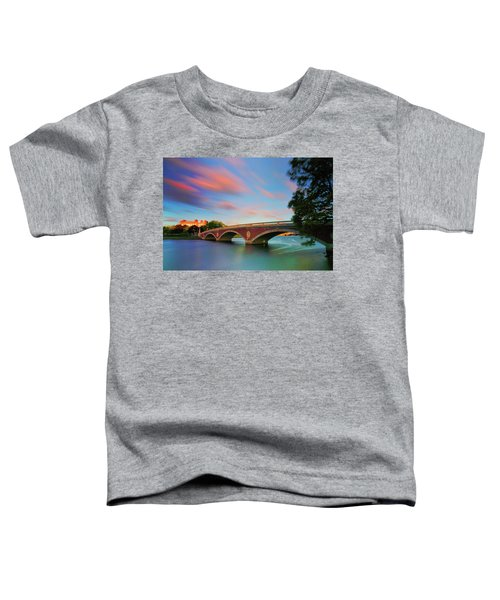 Weeks' Bridge Toddler T-Shirt