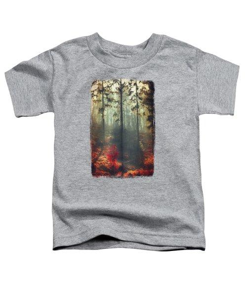 Weight Of Light Toddler T-Shirt