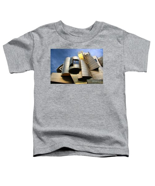 Weisman Art Museum University Of Minnesota Toddler T-Shirt by Wayne Moran