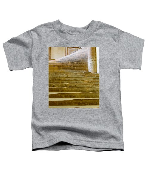 Wells Cathedral Steps Toddler T-Shirt