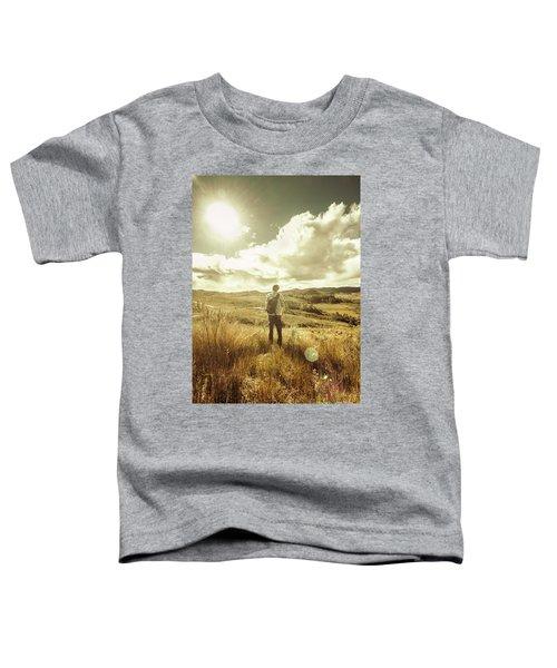 West Coast Tasmania Explorer Toddler T-Shirt