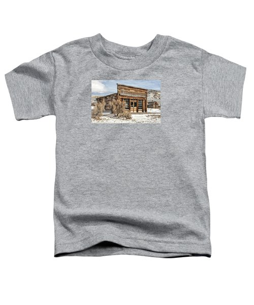Western Saloon Toddler T-Shirt