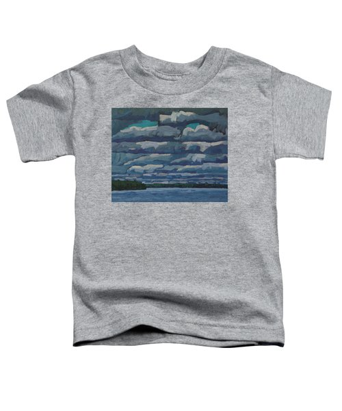 Westport Stratocumulus Virga Toddler T-Shirt