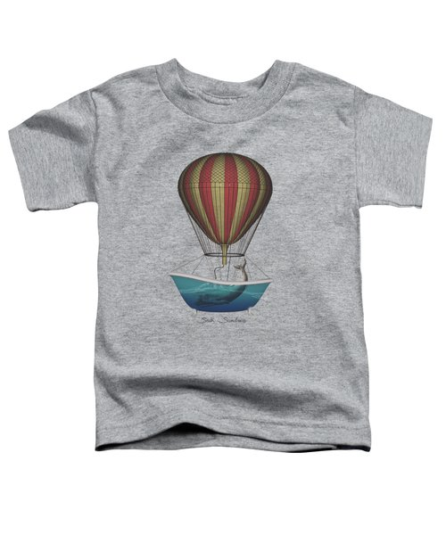 Seek Sanctuary Toddler T-Shirt