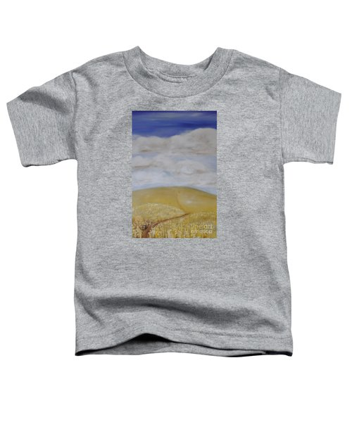 What Is Beyond? Toddler T-Shirt