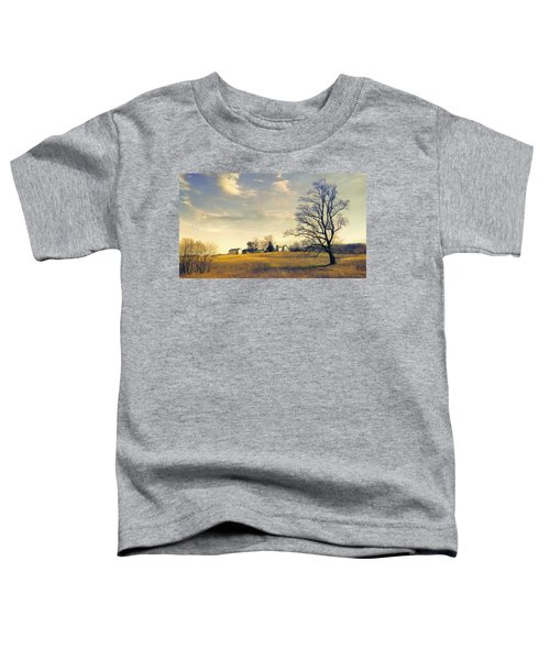 When I Come Back Toddler T-Shirt