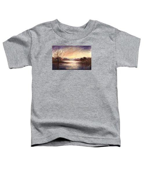 When Shadows Fall  Toddler T-Shirt