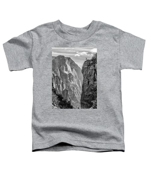 Where Angels Land Toddler T-Shirt
