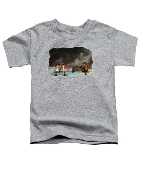 Where Giants Dwell Toddler T-Shirt