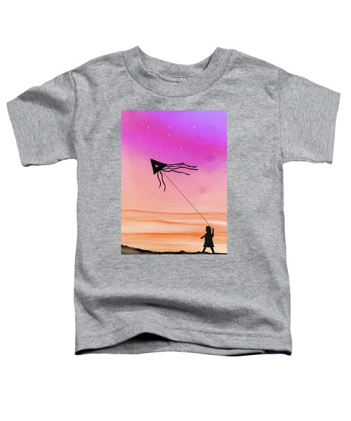 Whisper In The Wind Toddler T-Shirt