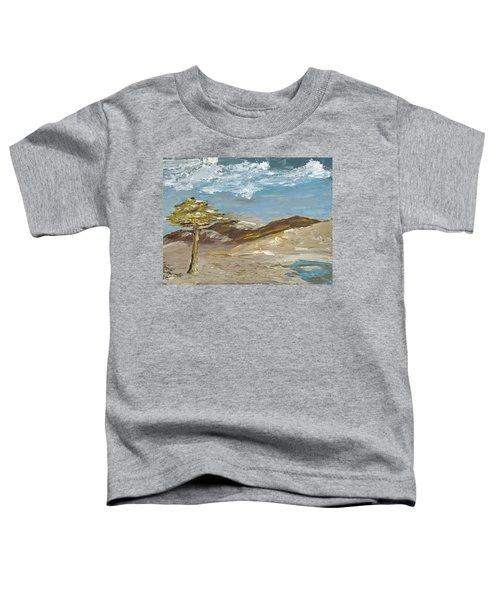 Whispering Dunes Toddler T-Shirt