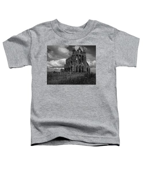 Whitby Abbey, North York Moors Toddler T-Shirt