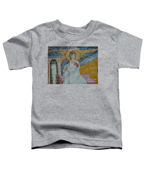 White Angel Toddler T-Shirt