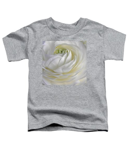 White As Snow Toddler T-Shirt