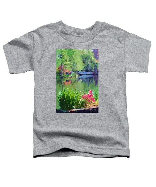 White Bridge Toddler T-Shirt