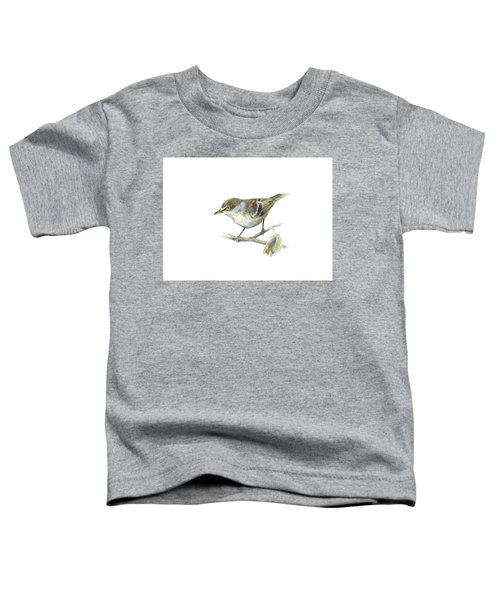 White-eyed Vireo Toddler T-Shirt