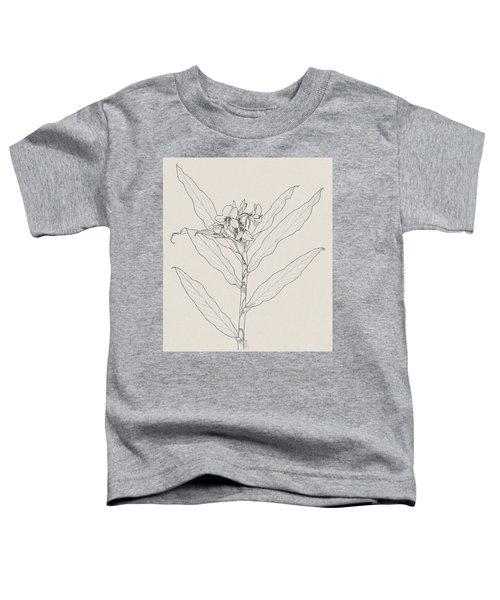 White Ginger Toddler T-Shirt