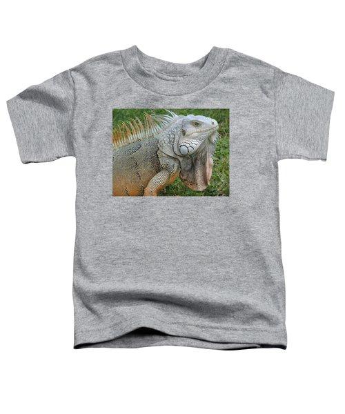 White Lizard Toddler T-Shirt