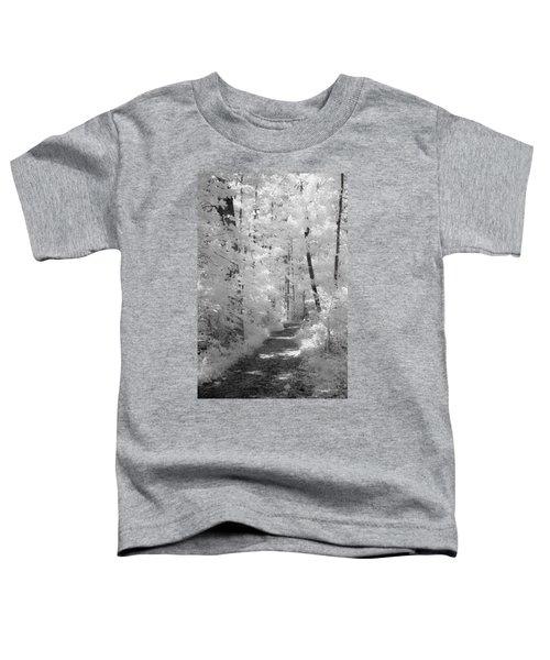 White Path Toddler T-Shirt