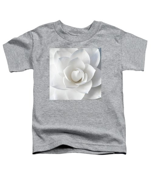 White Petals Toddler T-Shirt