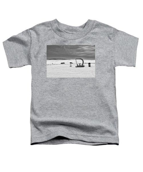 White Sands National Monument #9 Toddler T-Shirt