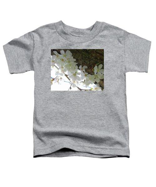 Dogwood Branch Toddler T-Shirt