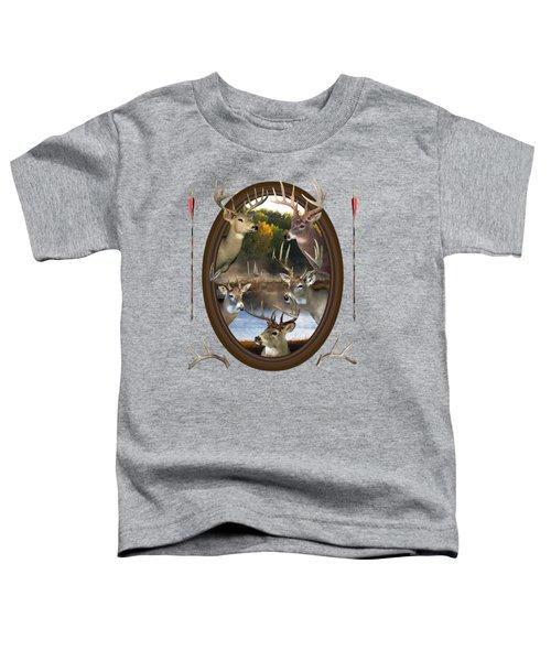 Whitetail Dreams Toddler T-Shirt