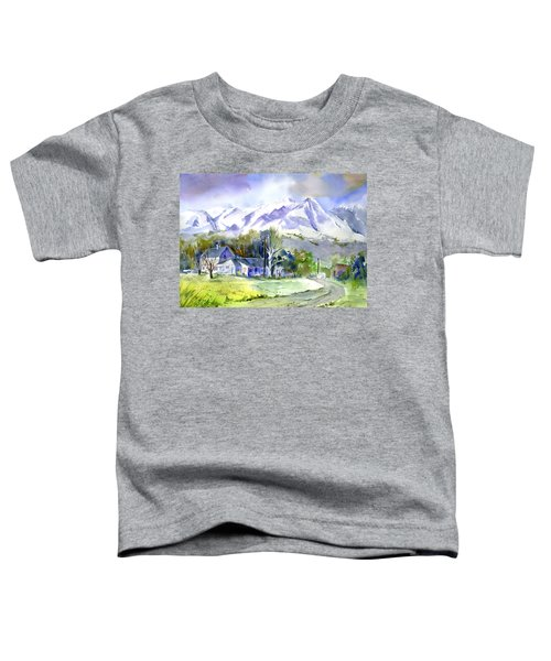 Whitney's White House Ranch Toddler T-Shirt